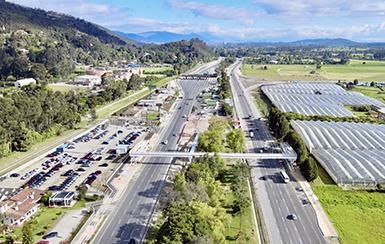 Infraestructura Vial Norte de Bogotá