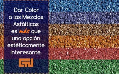Dar Color al Asfalto es Más Que Una Opción Estéticamente Interesante